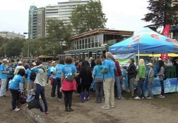 Great Canadian Shore Clean Up at English Bay 2012 – Pacific Salmon Foundation