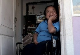Wheelchair Distribribution in Costa Rica
